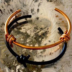 MVMT barbed wire cuffs